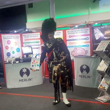 bagpiper for hire conference