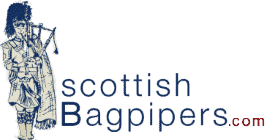 EDINBURGH BAGPIPER FOR HIRE Logo